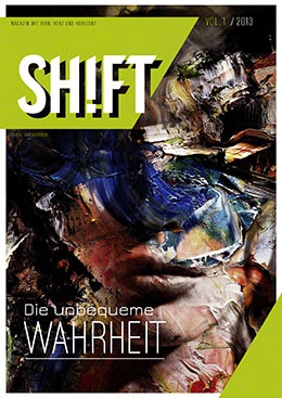 Erstausgabe Shift