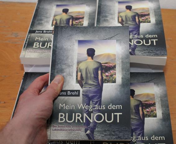 Mein Weg aus dem Burnout erschienen