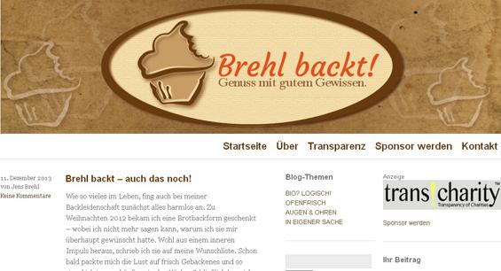 Startseite brehl-backt.de