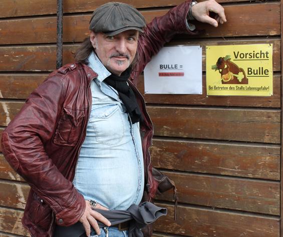 Andreas Hoppe Vorsicht Bulle
