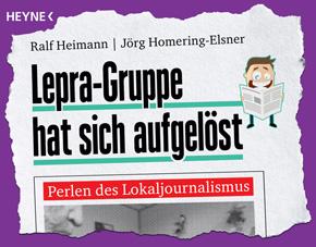 Lepra-Gruppe hat sich aufgeloest von Ralf Heimann